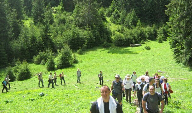 Planinari iz Čajniča
