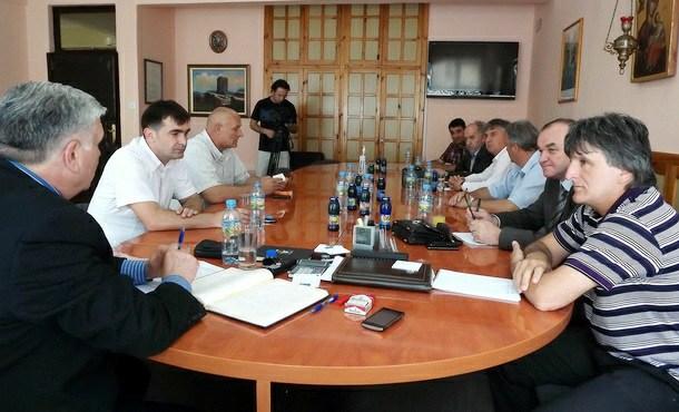 Sastanak Opština Višegrad