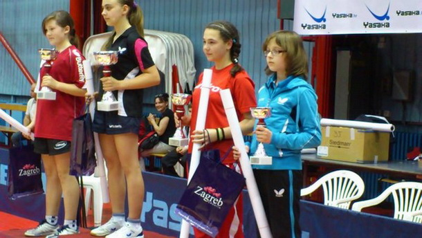 Snežana Marković - stoni tenis
