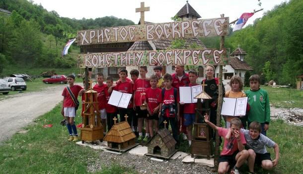 Vaskršnji turnir u Dobrunskoj Rijeci