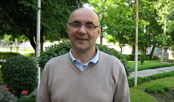Dragan Bajić u Rogatici