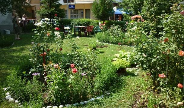 Dvorište u Foči 2012