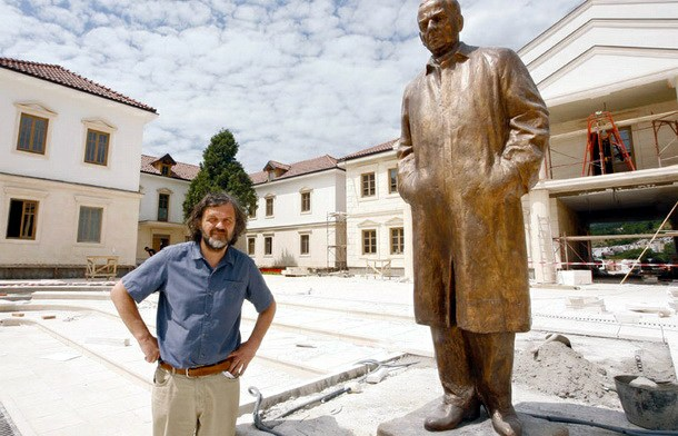 Emir Kusturica u Andrićgradu