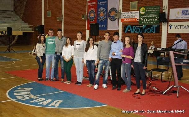 Humanitarni koncert za Ivana Gigovića