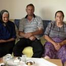 Izbjeglice u Vila Andjelina u Rogatici