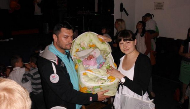 Konfenercija beba Rogatica