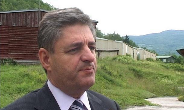 Mirko Okolić u Foči