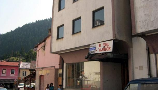 Stari hotel Čajniče