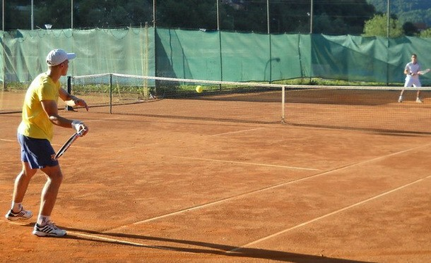 Tenis u Foči