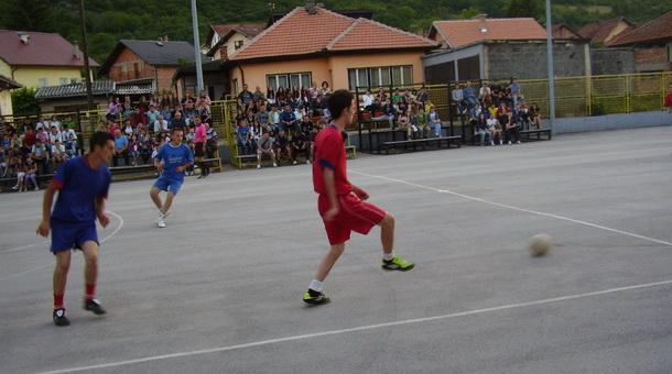 Vidovdanski turnir u Rogatici - mali fudbal