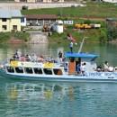 Vožnja brodom od Bajine Bašte do Višegrada
