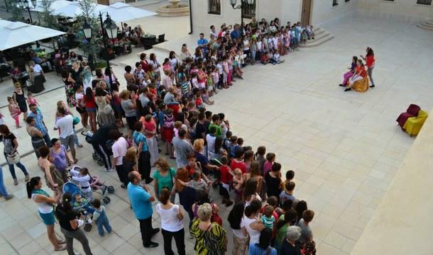 Predstava za djecu u Andrićgradu
