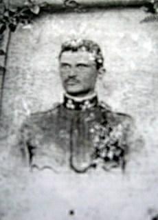 Austrijski soldat Lajoš Čaba