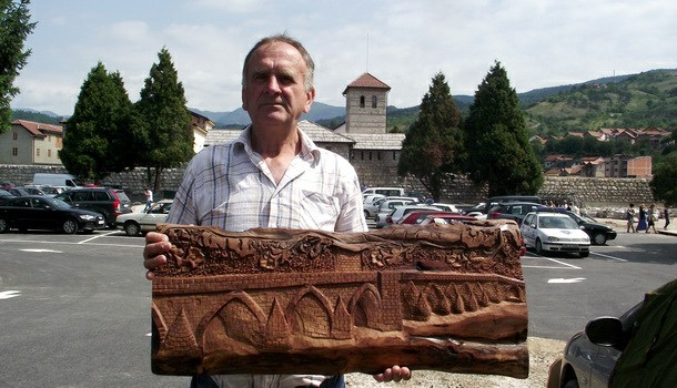 Drvorezbar Vule Vojnović