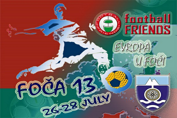 Football friends 2013 Foča