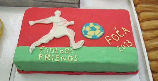 Gastro fest Foča 2013 - torta