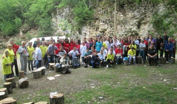 Interkulturalni kamp Strgačina Rudo