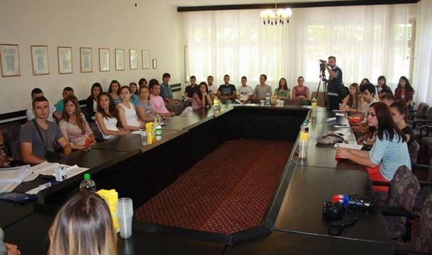 Potpisane stipendije u Višegradu