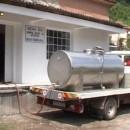 Sabirni centar za otkup mlijeka u Foči