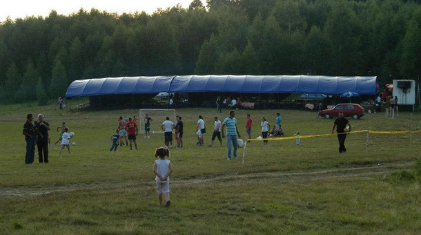 Sabrovanje na Ravancima 2012