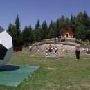 Spomenik lopti na Prevrzmi