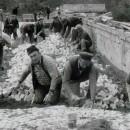 Stavljanje kocke na ćupriju