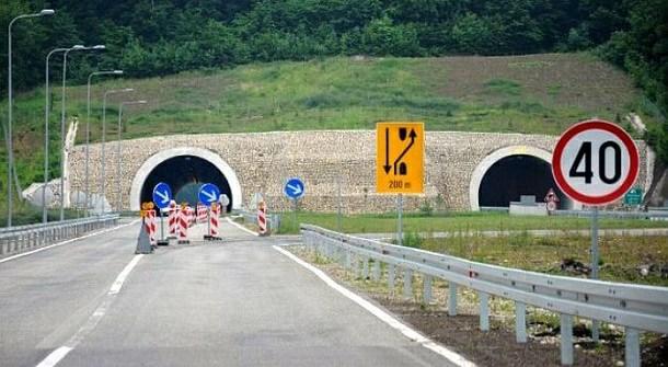 Tunel Čemerno