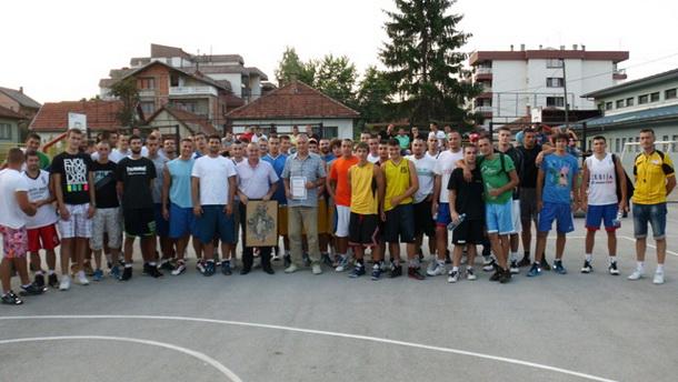 Basket u Rogatici