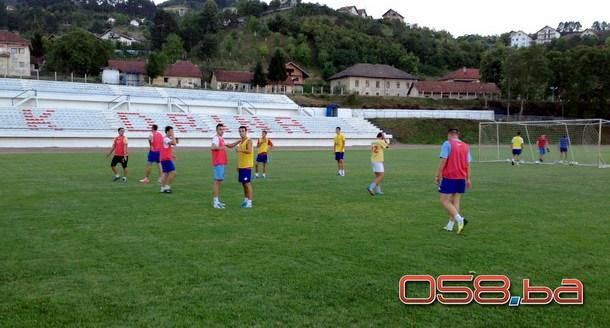 FK Drina - pripreme