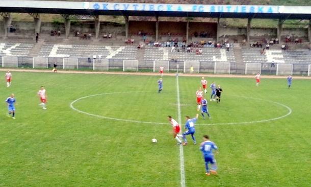 FK Sutjeska - FK Proleter