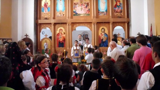 Hram Svete trojice u Rogatici