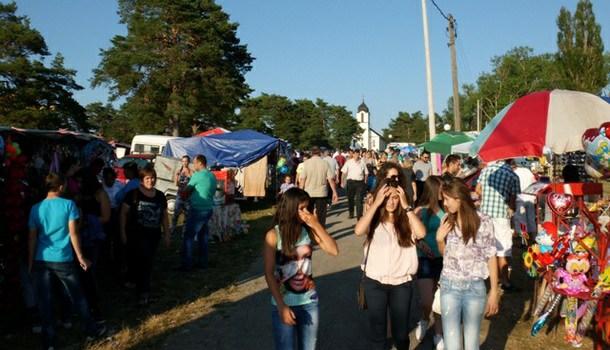 Ilindanski sabor na Borikama 2013