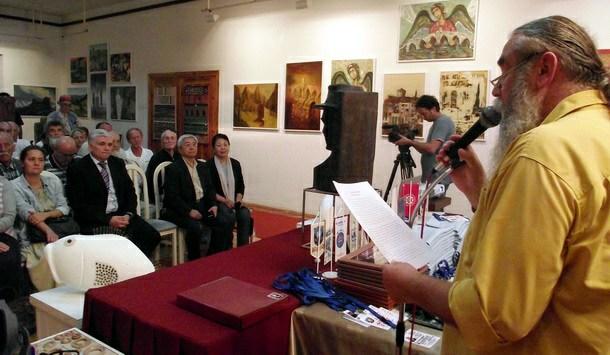 Likovno saborovanje Višegrad 2013
