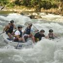 Limski biatlon-rafting