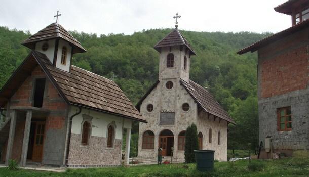 Manastir u Dobrunskoj Rijeci