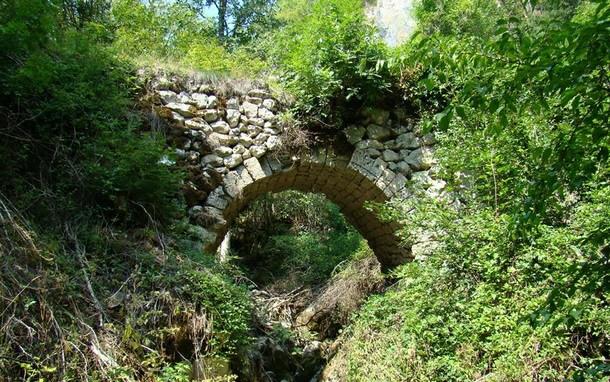 Most - Dolovi u Rudom