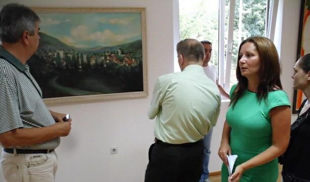 Preobraženjski dani - izložba slika