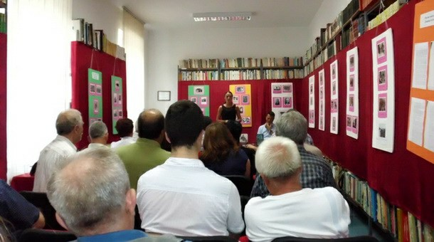 Promocija knjige Milica Bakrač