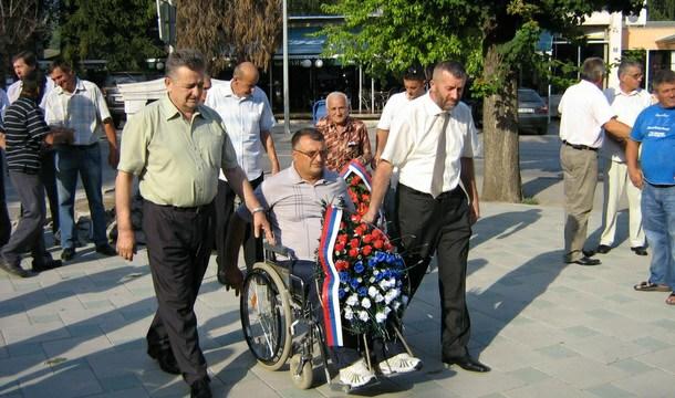 Ratni vojni invalidi u Rogatici