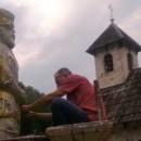Rekonstrukcija spomenika Draža Mahailovića