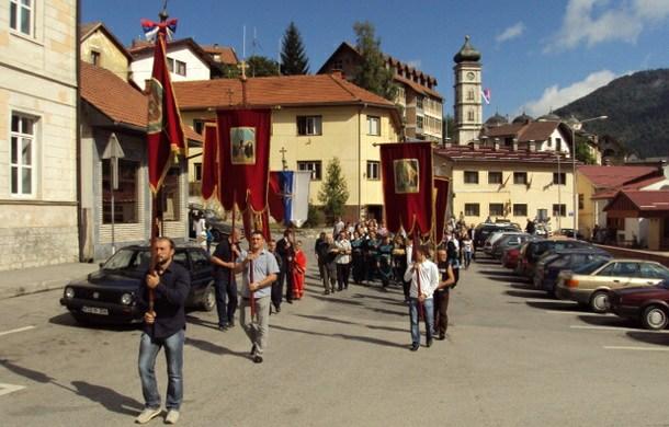 Slava opštine u Čajniču