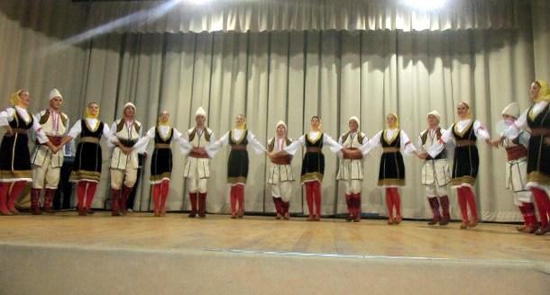 Veče folklora u Čajniču