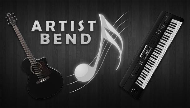 Artist bend