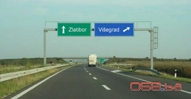 Autoput Užice-Višegrad
