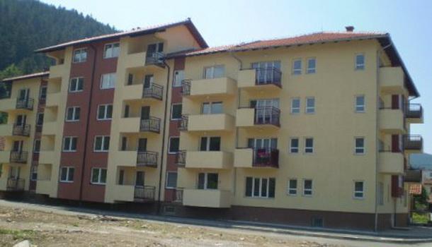 Boračke zgrade u Foči