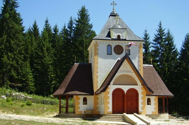 Crkva na Crkvinama kod Rogatice