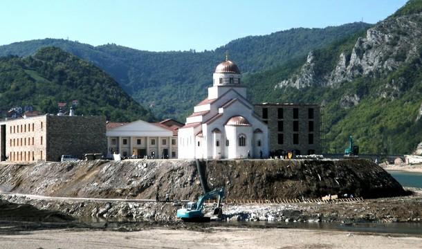 Crkva u Andrićgradu