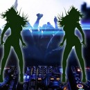 DJ i hostese