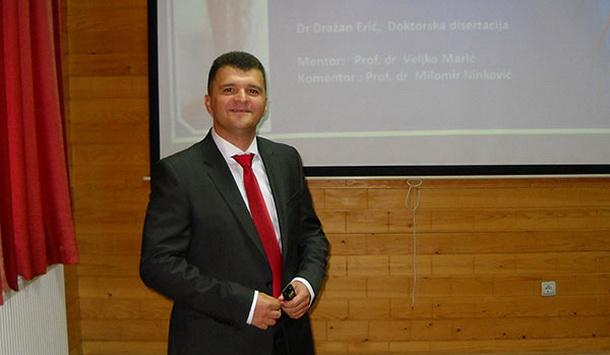 Doktorska disertacija Dražan Erić