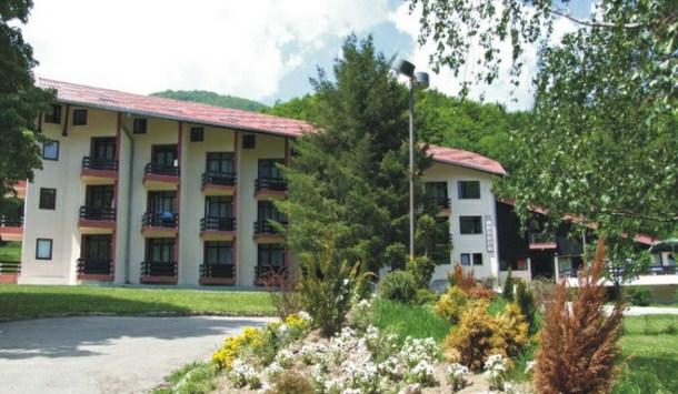 Hotel Mladost na Tjentištu